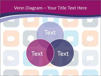 Virtual Dialog Icon PowerPoint Template - Slide 33