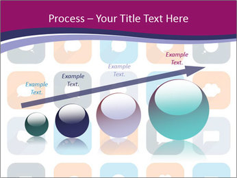 Virtual Dialog Icon PowerPoint Template - Slide 87