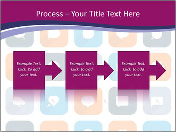 Virtual Dialog Icon PowerPoint Template - Slide 88