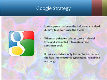 Bright Microscopic Cells PowerPoint Templates - Slide 10