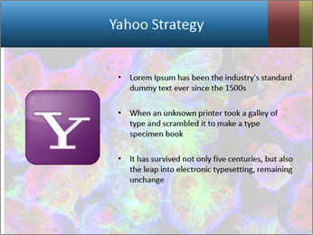 Bright Microscopic Cells PowerPoint Templates - Slide 11