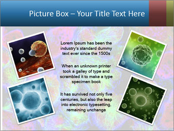 Bright Microscopic Cells PowerPoint Templates - Slide 24