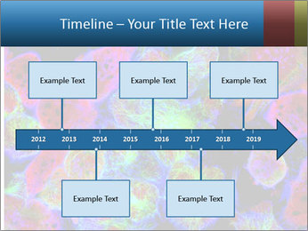 Bright Microscopic Cells PowerPoint Templates - Slide 28
