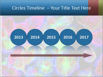 Bright Microscopic Cells PowerPoint Templates - Slide 29