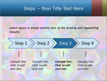 Bright Microscopic Cells PowerPoint Templates - Slide 4