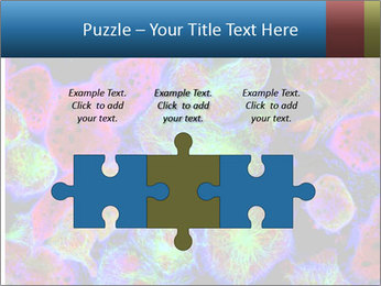 Bright Microscopic Cells PowerPoint Templates - Slide 42