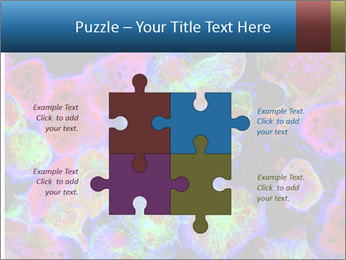 Bright Microscopic Cells PowerPoint Templates - Slide 43