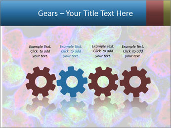 Bright Microscopic Cells PowerPoint Templates - Slide 48