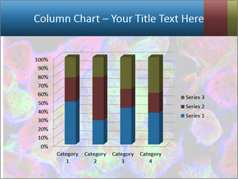 Bright Microscopic Cells PowerPoint Templates - Slide 50