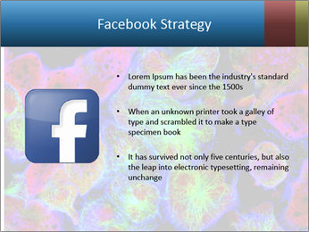 Bright Microscopic Cells PowerPoint Templates - Slide 6