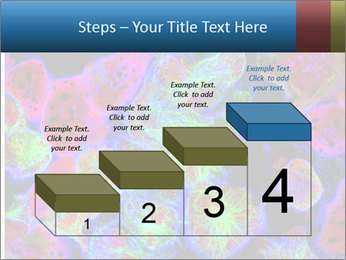 Bright Microscopic Cells PowerPoint Templates - Slide 64