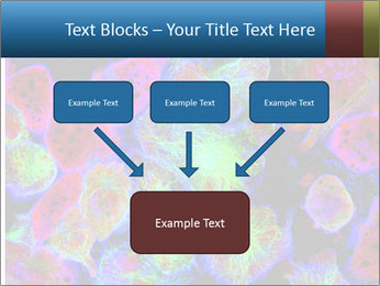 Bright Microscopic Cells PowerPoint Templates - Slide 70