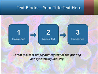 Bright Microscopic Cells PowerPoint Templates - Slide 71