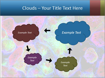 Bright Microscopic Cells PowerPoint Templates - Slide 72