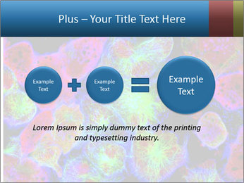 Bright Microscopic Cells PowerPoint Templates - Slide 75