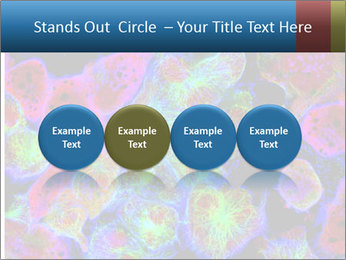 Bright Microscopic Cells PowerPoint Templates - Slide 76