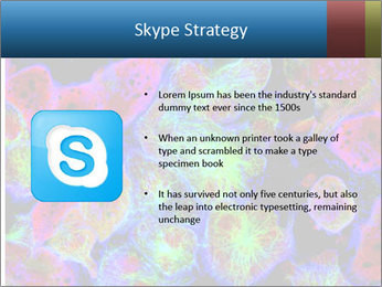 Bright Microscopic Cells PowerPoint Templates - Slide 8