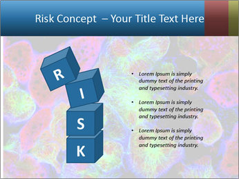Bright Microscopic Cells PowerPoint Templates - Slide 81