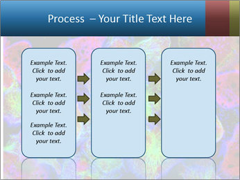Bright Microscopic Cells PowerPoint Templates - Slide 86