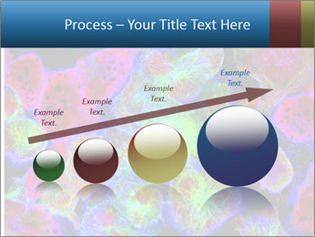 Bright Microscopic Cells PowerPoint Templates - Slide 87