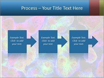 Bright Microscopic Cells PowerPoint Templates - Slide 88