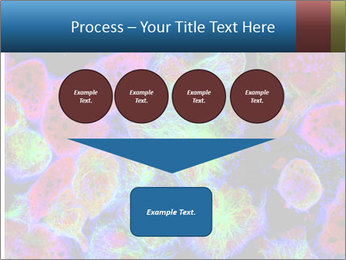 Bright Microscopic Cells PowerPoint Templates - Slide 93