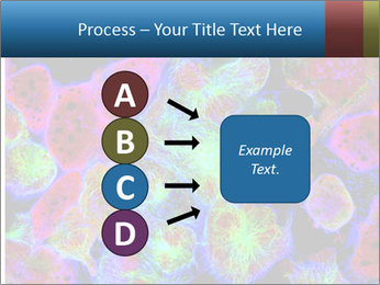 Bright Microscopic Cells PowerPoint Templates - Slide 94