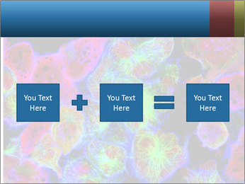 Bright Microscopic Cells PowerPoint Templates - Slide 95