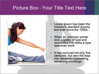 Yogini Shadow PowerPoint Template - Slide 13