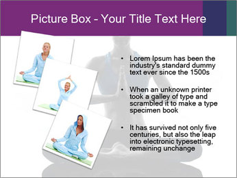 Yogini Shadow PowerPoint Template - Slide 17