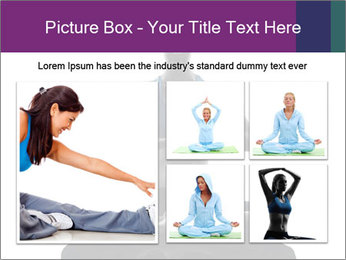 Yogini Shadow PowerPoint Template - Slide 19