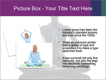 Yogini Shadow PowerPoint Template - Slide 20