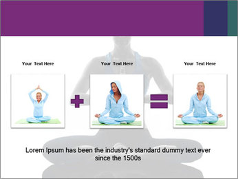 Yogini Shadow PowerPoint Template - Slide 22