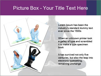 Yogini Shadow PowerPoint Template - Slide 23