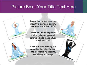 Yogini Shadow PowerPoint Template - Slide 24