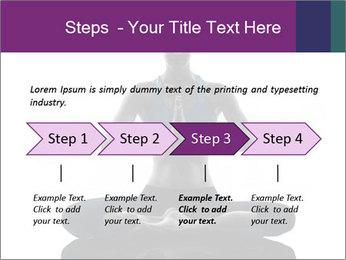 Yogini Shadow PowerPoint Templates - Slide 4