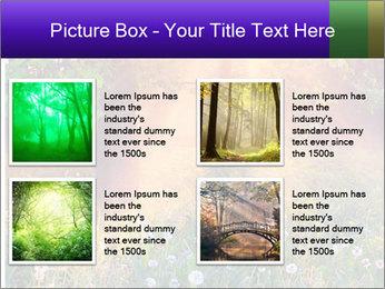 Shiny Walkpath PowerPoint Templates - Slide 14