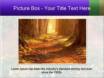 Shiny Walkpath PowerPoint Templates - Slide 16