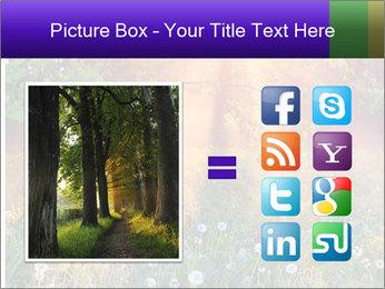 Shiny Walkpath PowerPoint Templates - Slide 21