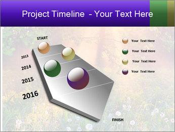 Shiny Walkpath PowerPoint Templates - Slide 26
