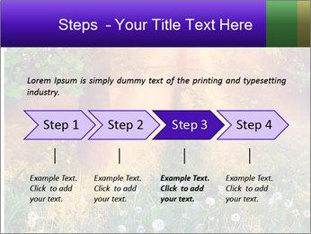 Shiny Walkpath PowerPoint Templates - Slide 4