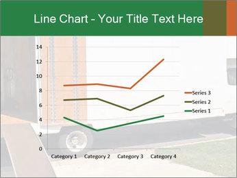 White Cargo Truck PowerPoint Templates - Slide 54