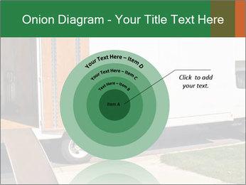 White Cargo Truck PowerPoint Templates - Slide 61