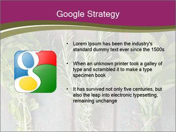 Fresh Herbs PowerPoint Templates - Slide 10