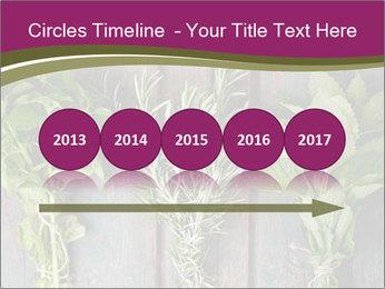 Fresh Herbs PowerPoint Templates - Slide 29