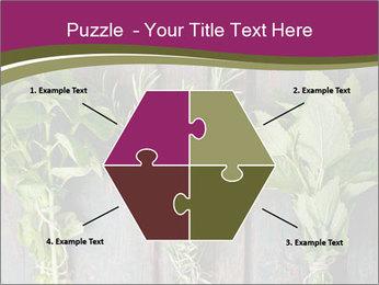 Fresh Herbs PowerPoint Templates - Slide 40