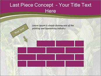 Fresh Herbs PowerPoint Templates - Slide 46