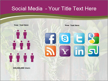 Fresh Herbs PowerPoint Templates - Slide 5