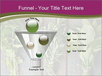 Fresh Herbs PowerPoint Templates - Slide 63