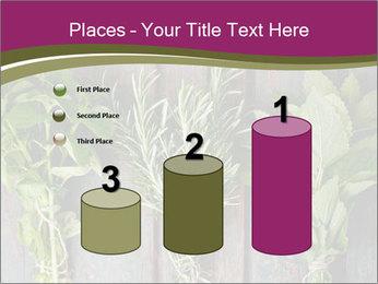 Fresh Herbs PowerPoint Templates - Slide 65